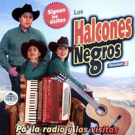 Los Halcones Negros Pa la radio y las visitas