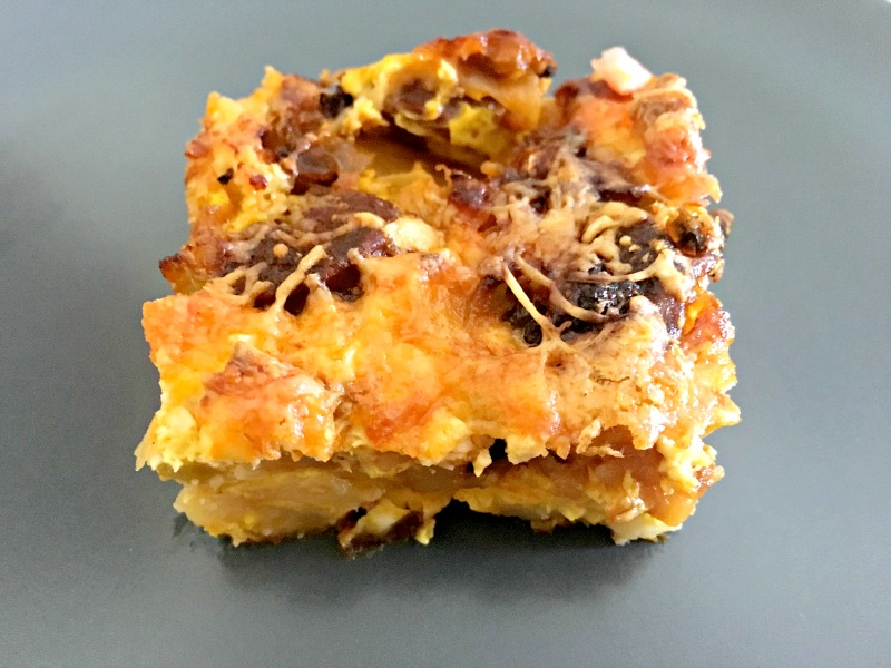 Delicious Spanish Frittata with Chorizo - Ioanna's Notebook