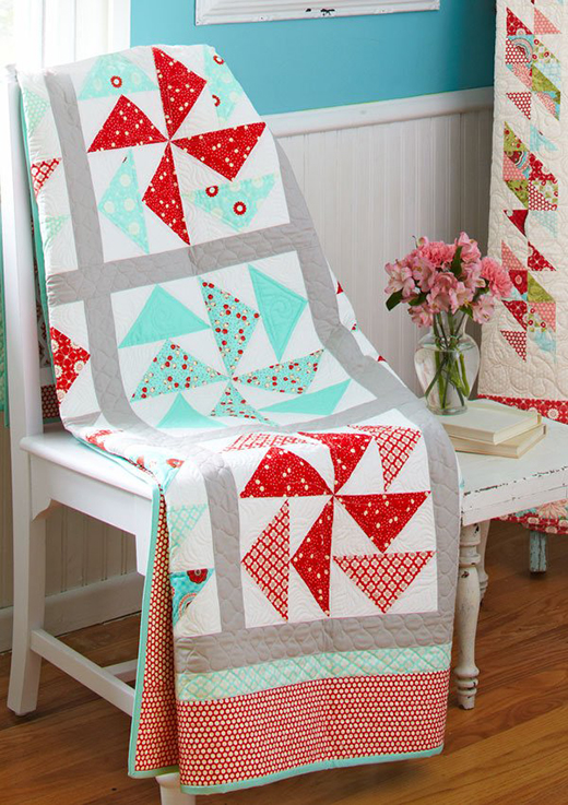 It Takes Two Quilt Free Pattern