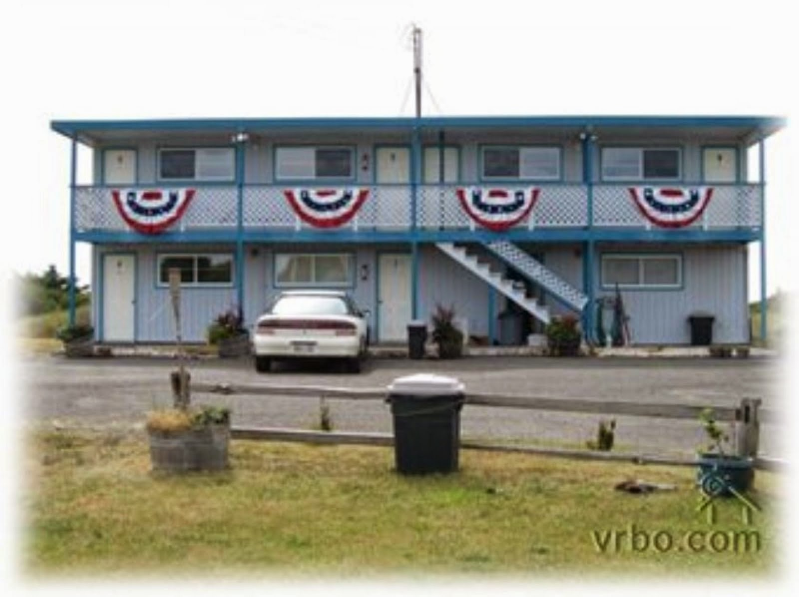 OUR APARTMENT BUILDING AT OCEAN SHORES, WA 98550