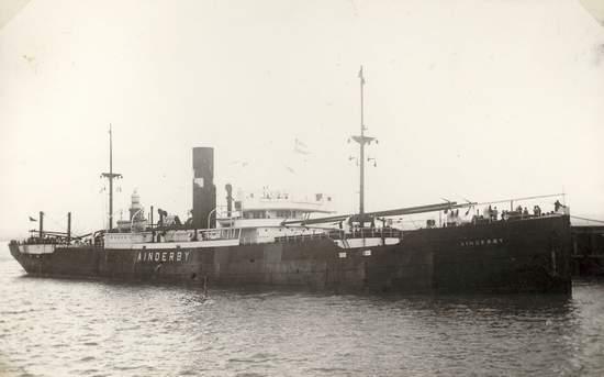 SS Ainderby 10 June 1941 worldwartwo.filminspector.com