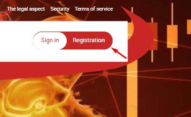Регистрация в Crypto Bulls