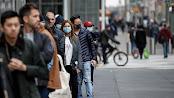 El gobernador de Nueva York recuerda que la gripe española alcanzó su pico tras seis meses