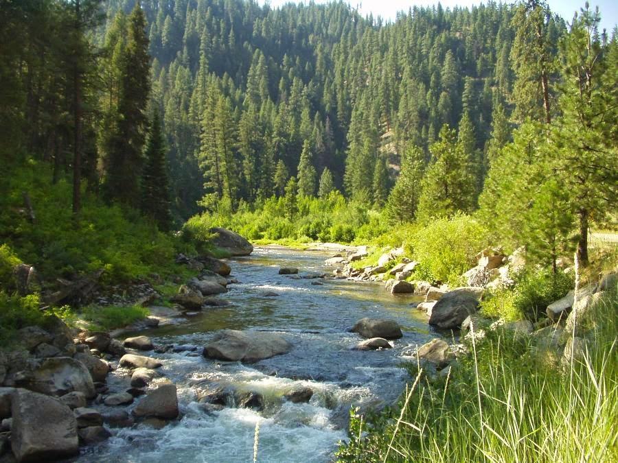 Karakteristik Bentang Alam Sungai Fluvial  Geograph88