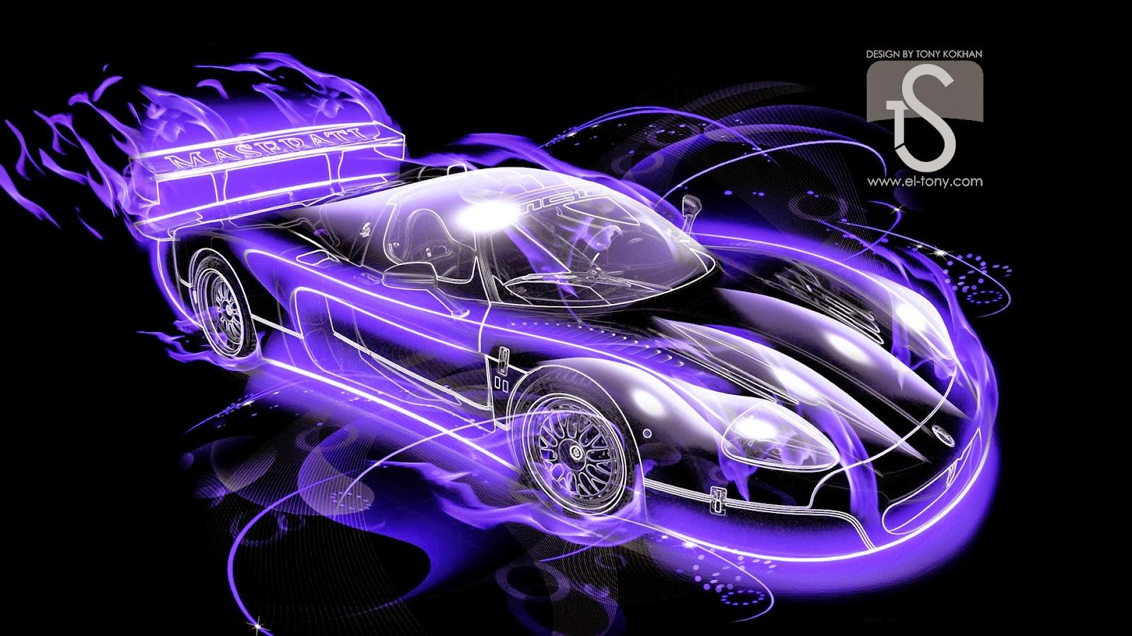 fire 3d s of cars for desktop1