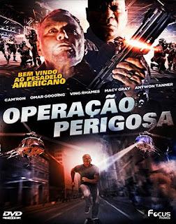 Operação Perigosa – Dublado (2014)