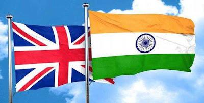 India and UK Signed MoU