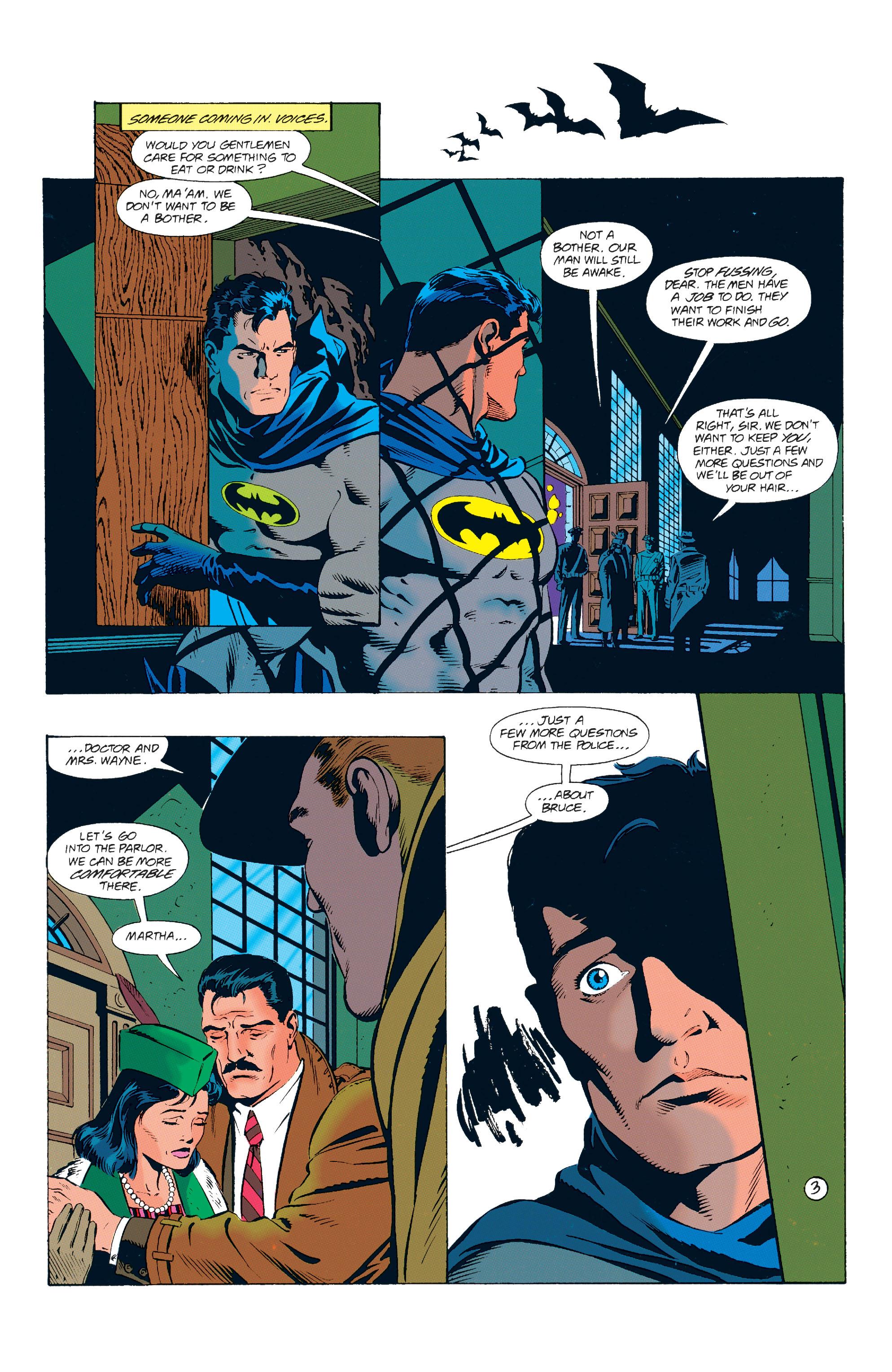 Detective Comics (1937) 678 Page 3