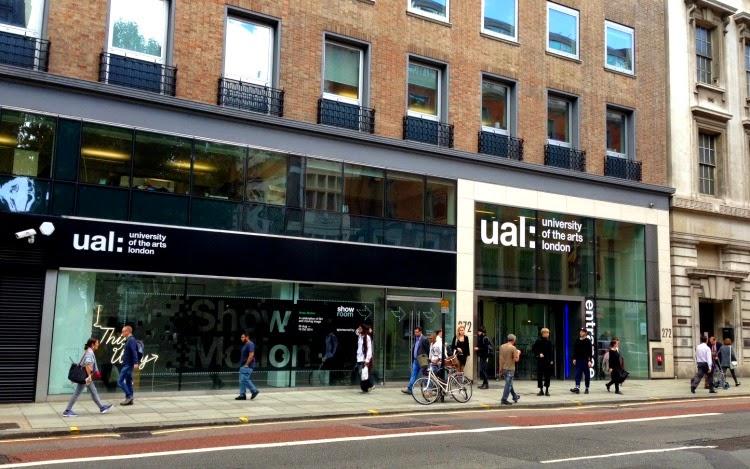 Ual London College Of Fashion Shepherds Bush