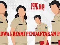 Pemerintah Rilis Resmi Jadwal Pendaftaran PPPK 2019, Berikut Susunan Jadwalnya