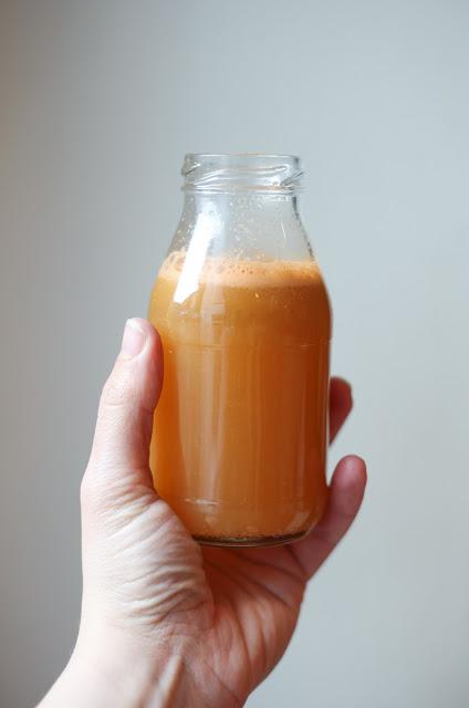 Fruit and veg juice