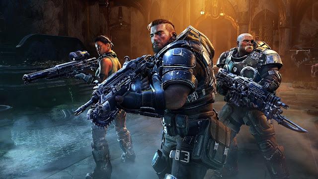 Gears Tactics PC Mega