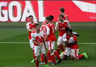 Arsenal Advance To FA Cup Final