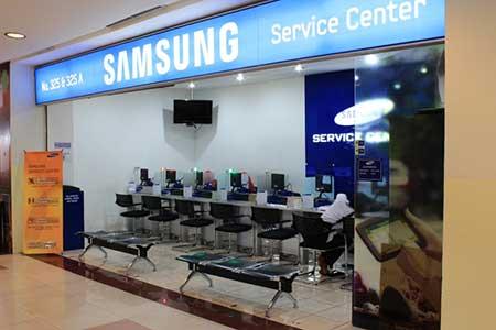 Alamat & Nomor Telepon Service Center Samsung Jakarta Pusat