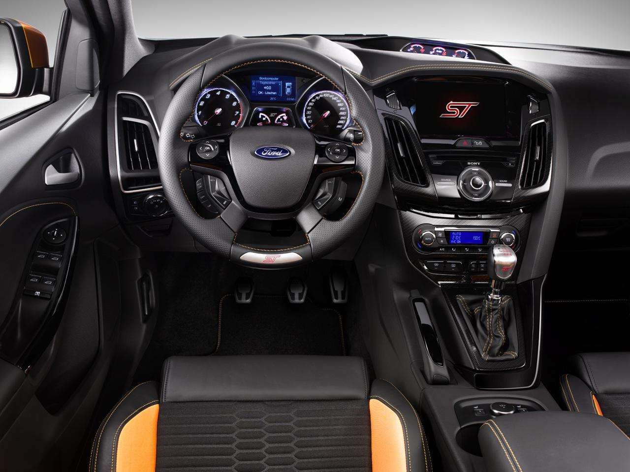2012 Ford Focus St Review Price Interior Exterior Engine