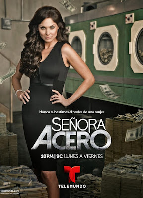 Señora Acero (TV Series) S04 D01 DVDCustom HD Latino