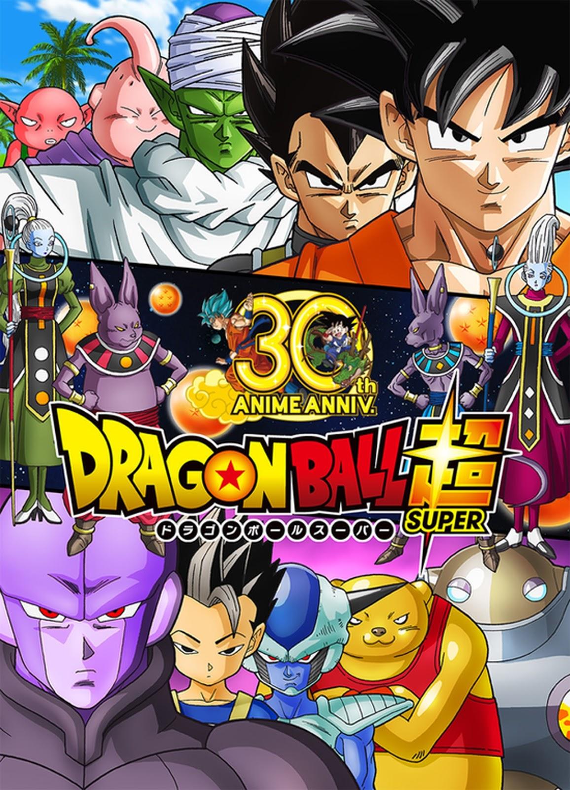 Dragon Ball Super Episódios