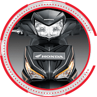 New Sporty Head Light & Visor HONDA SUPRA X 125 SW 2018 Sejahtera Mulia Cirebon