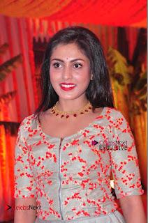Actress Madhu Shalini Exclusive Stills in Party Dress at Vijay Karan Aashna Wedding  0039.JPG