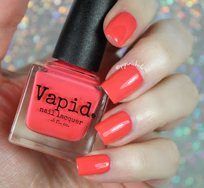 Vapid Nail Lacquer Risque | Summer Shenanigans 2017