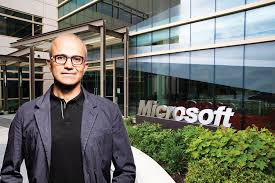 Satya Nadella- is an American business Executive from India.