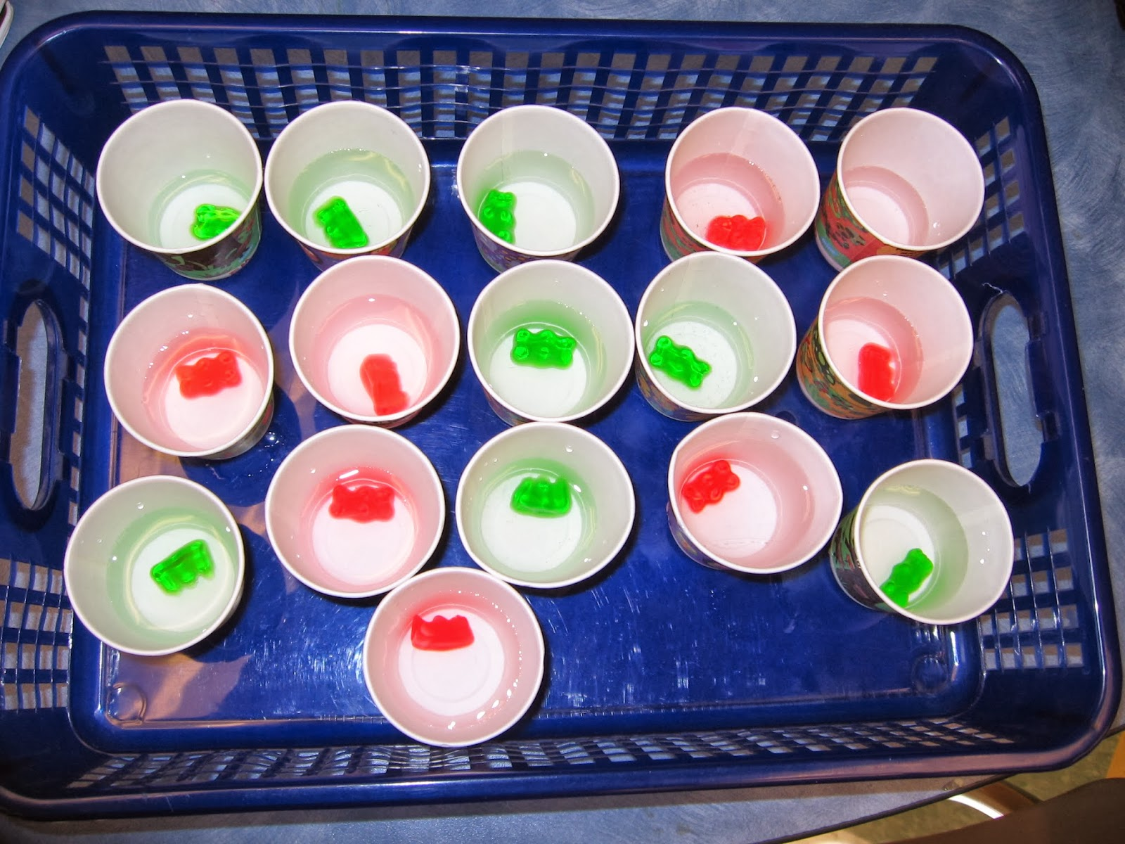 The Second Grade Shuffle Spooky Science Experiment