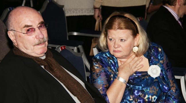 Irina Muravyova father died