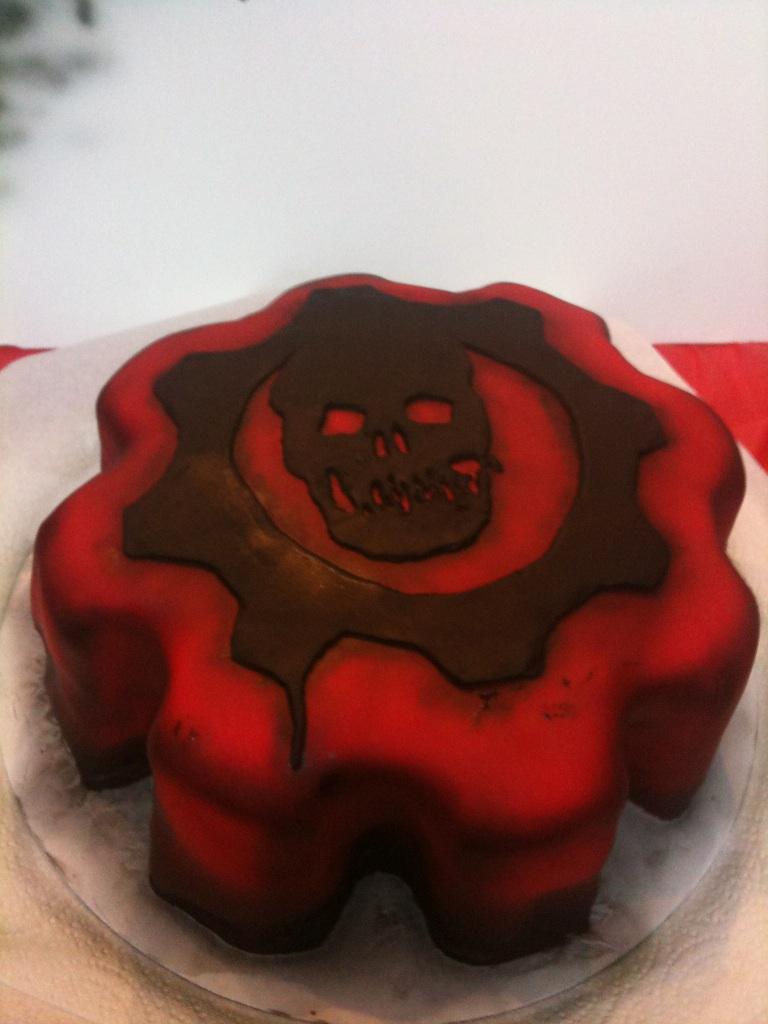 Crispy S Cakes Gears Of War