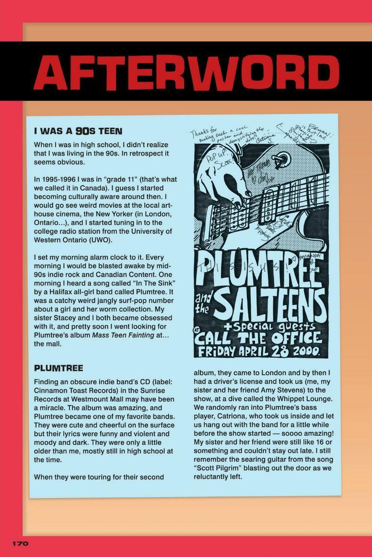 Read online Scott Pilgrim comic -  Issue #1 - 151