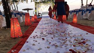 kerala destination beach wedding