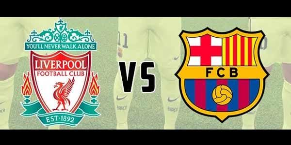 Tiket Laga Liverpool vs Barcelona Habis Terjual