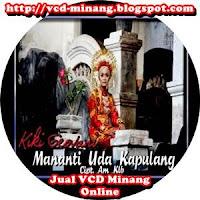 Kiky Geovani - Mananti Uda Ka Pulang (Album)