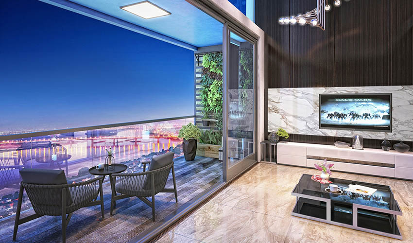 Sự khác biệt căn hộ Sun Group 58 Tây Hồ Quảng An