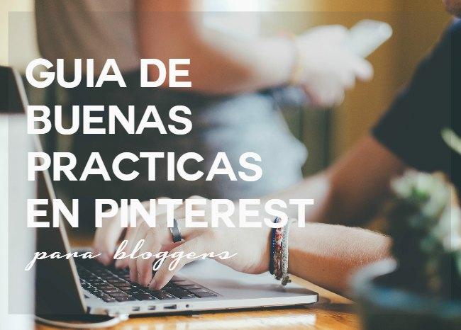 Guía de buenas prácticas en Pinterest para bloggers