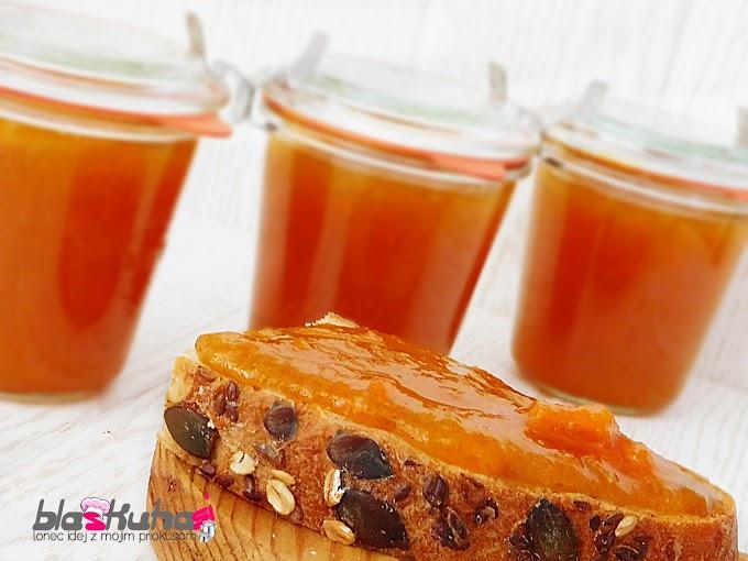 Korenčkova marmelada z jabolki