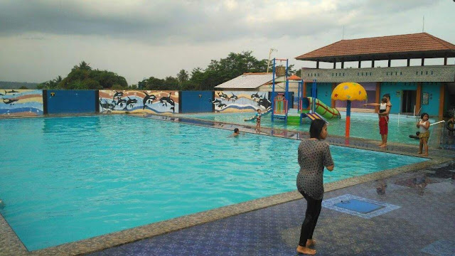 Wisata air dari Mata Air Bukit Kendalisada