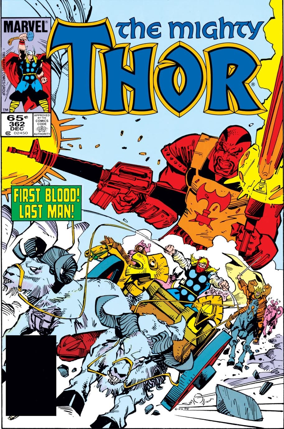Thor (1966) 362 Page 1