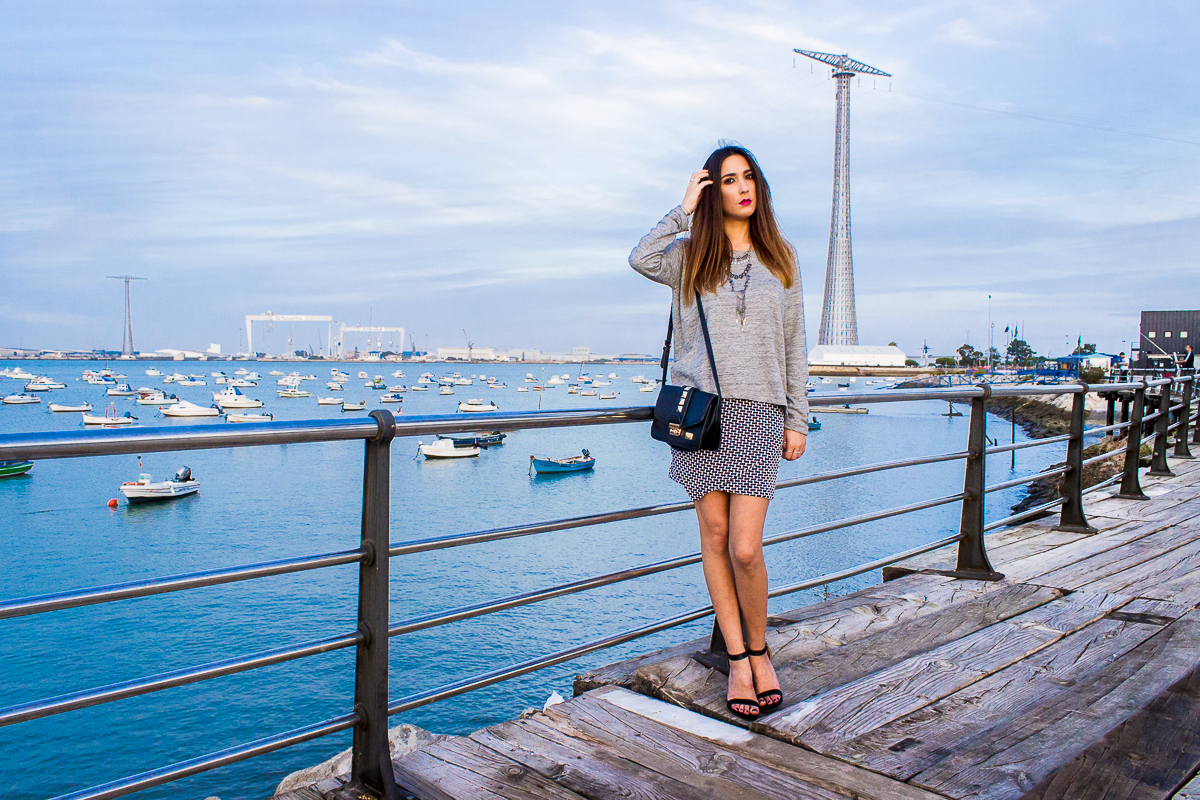 bahia de cadiz - mentha shop-total look