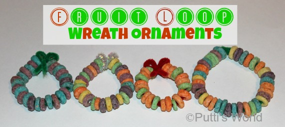 Christmas Kids Craft Ornaments
