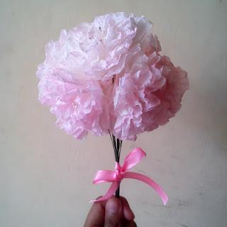 Cara Mudah Membuat Bunga Dari Tisu  695df3fbd6