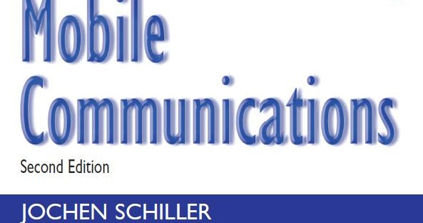 Mobile Computing Pdf Books