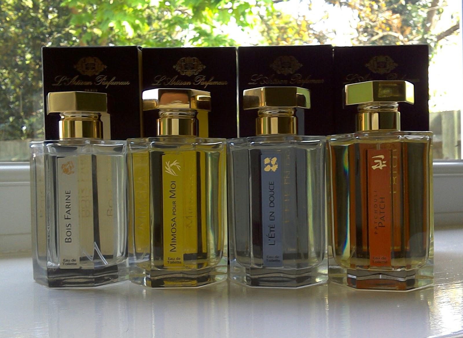 Sherapop 39 s salon de parfum for Salon parfum