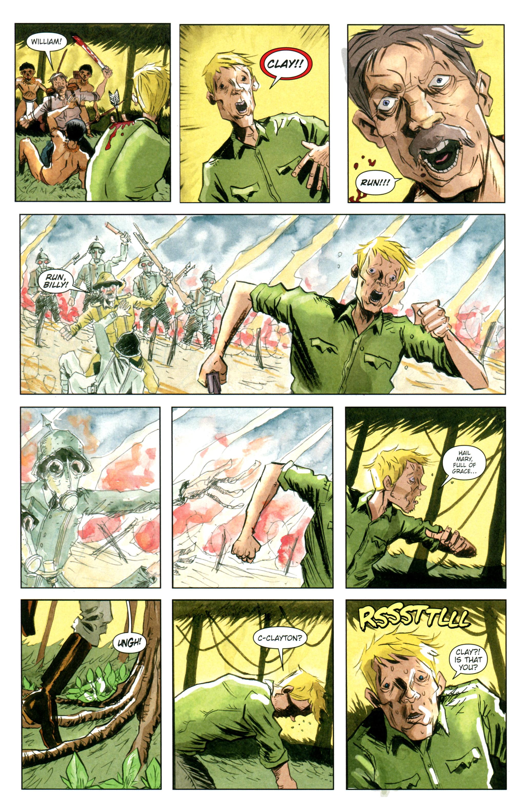 Read online Trillium comic -  Issue #1 - 13
