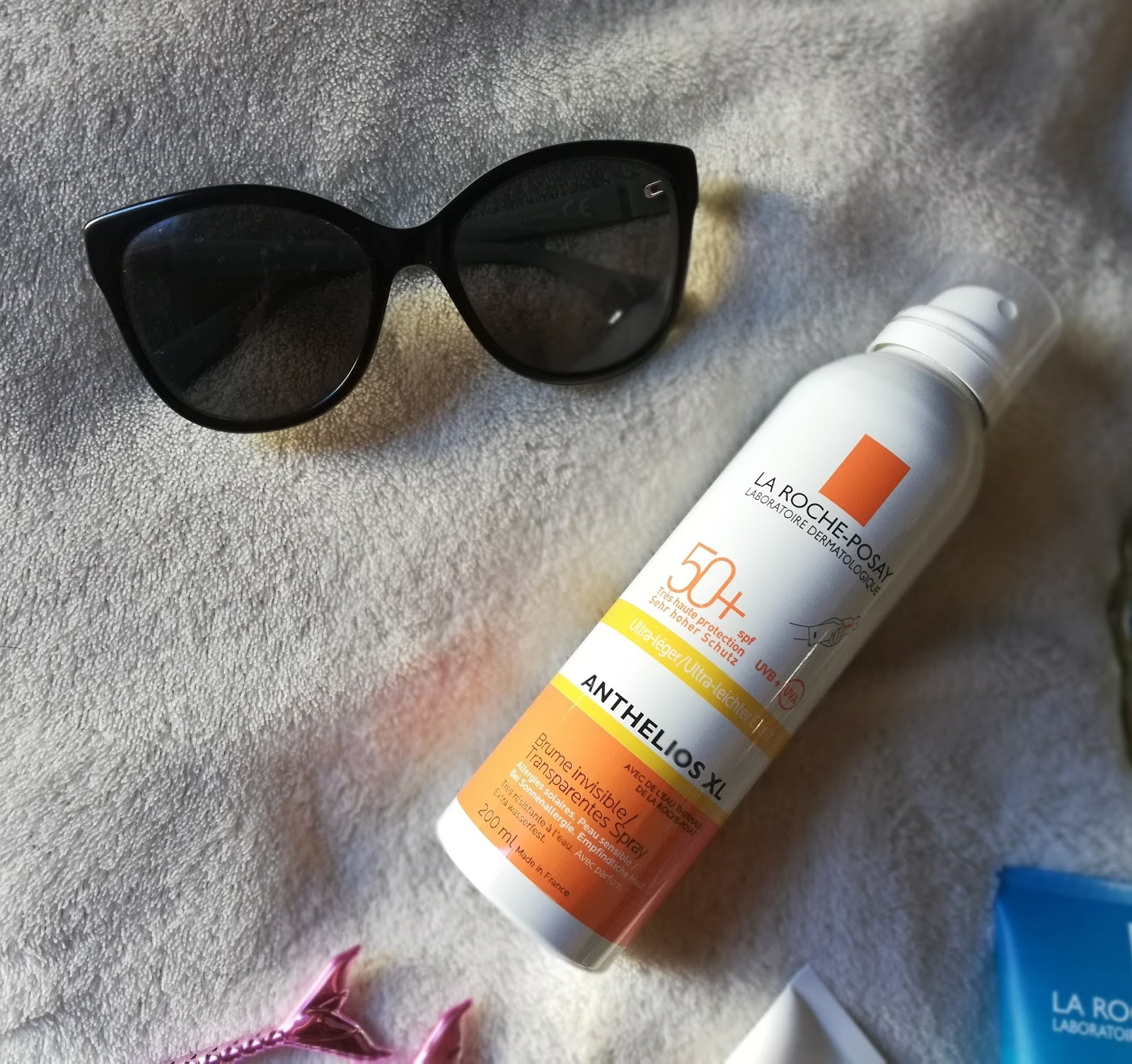 ANTHELIOS XL, brume invisible très haute protection SPF 50+