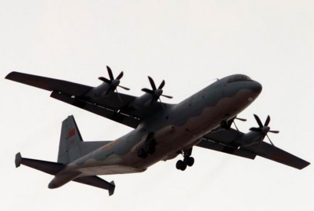 Military and Commercial Technology: Chinese air force puts new Y-9
