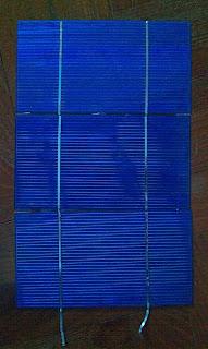 My Homemade Solar Panel Mini Physics Learn Physics Online