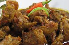 Resep praktis (mudah) rica rica entok spesial istimewa khas purworejo enak, gurih, sedap, pedas, nikmat lezat