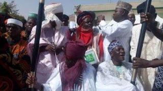 Labaran siyasa Nigeria ::   Gwamnatin Jihar Taraba Ta Daga Darajar Masarautun Gargajiya