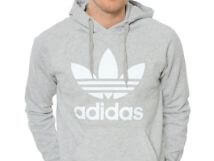 46% off from Adidas Hoodie Pullover Sweatshirt