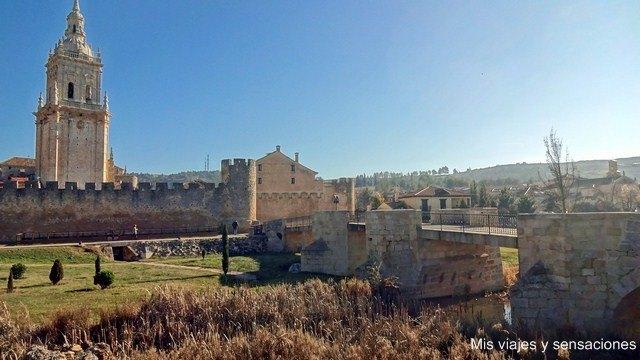 La ciudad de El Burgo de Osma, Soria